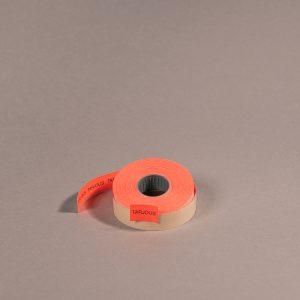 Etiketti 16x23mm punainen _TARJOUS_
