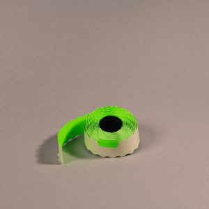 Etiketti 26x12mm vihreä