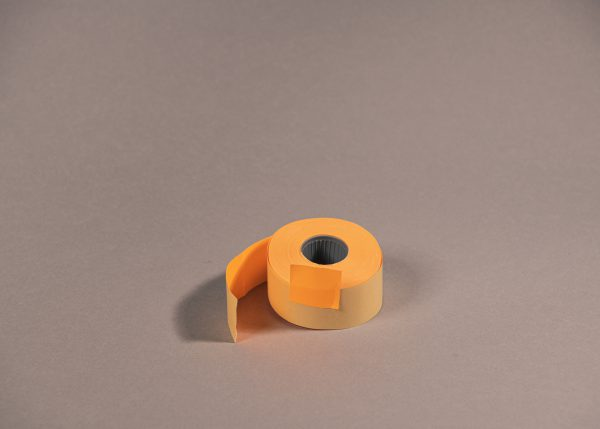 Etiketti 29x28mm oranssi