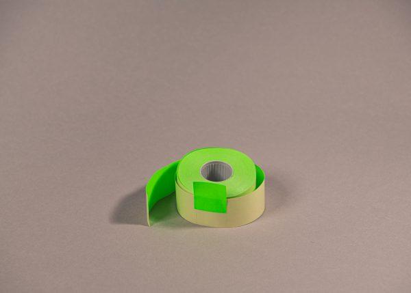 Etiketti 29x28mm vihreä